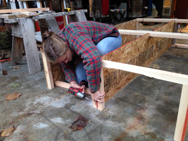 Canne Holladay building (Step #5)