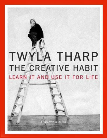 By Twila Tharp , Recommended by Vanessa Norris