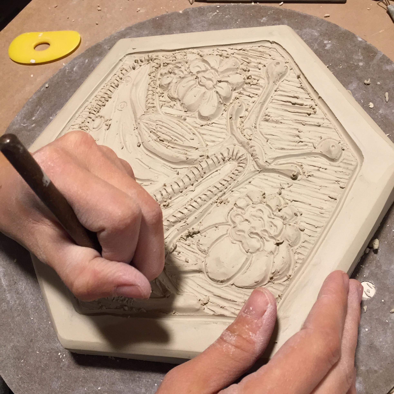 Jordan's slug tile