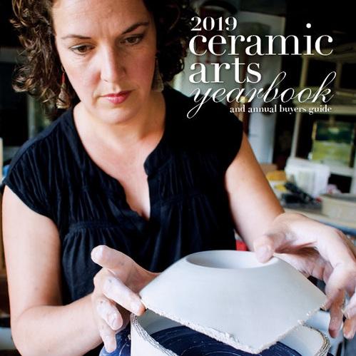 2019 Ceramic Artist of the Year Award ( writings... )