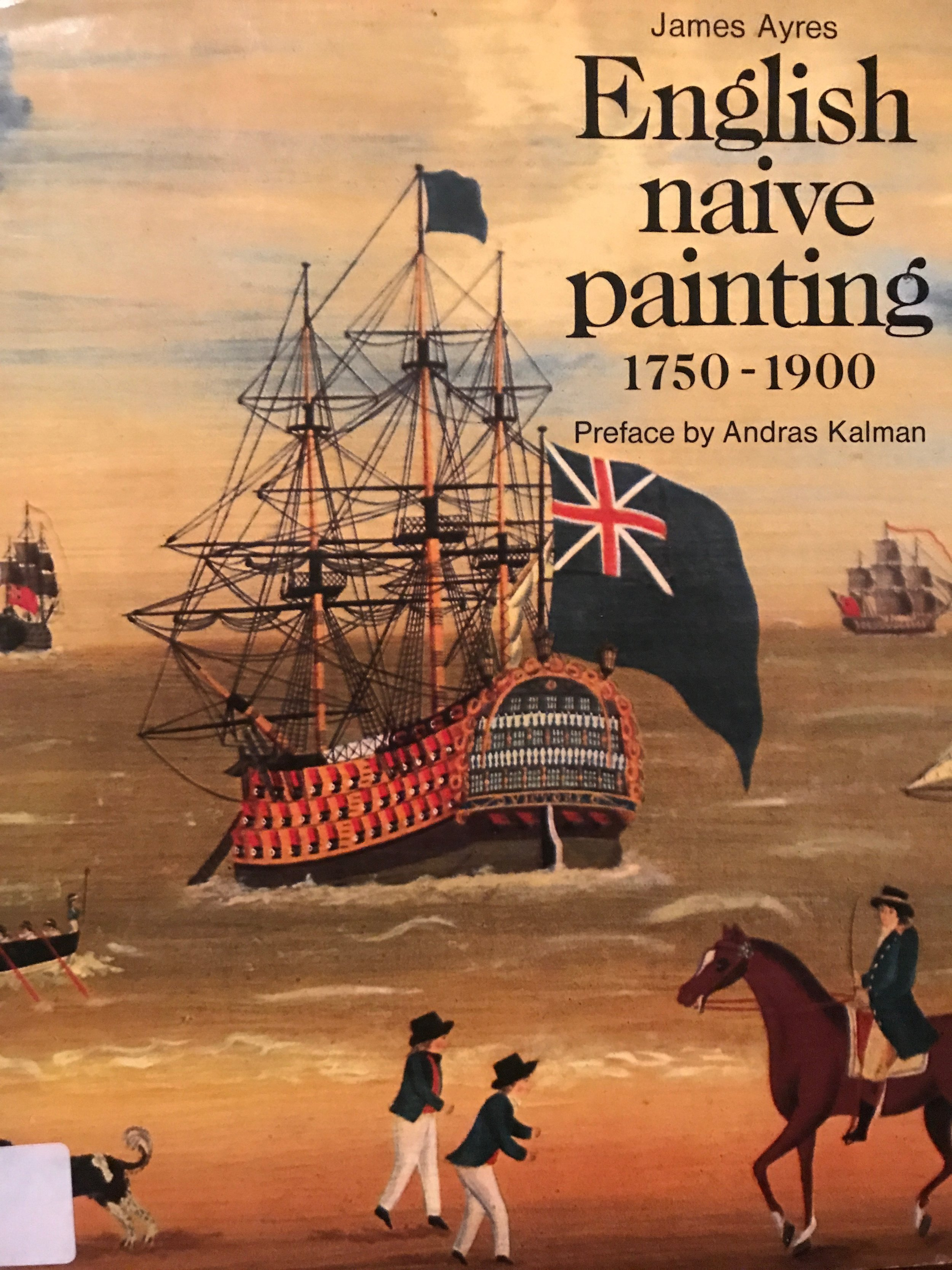 English Native Paintings - Recommended by Rickie Barnett
