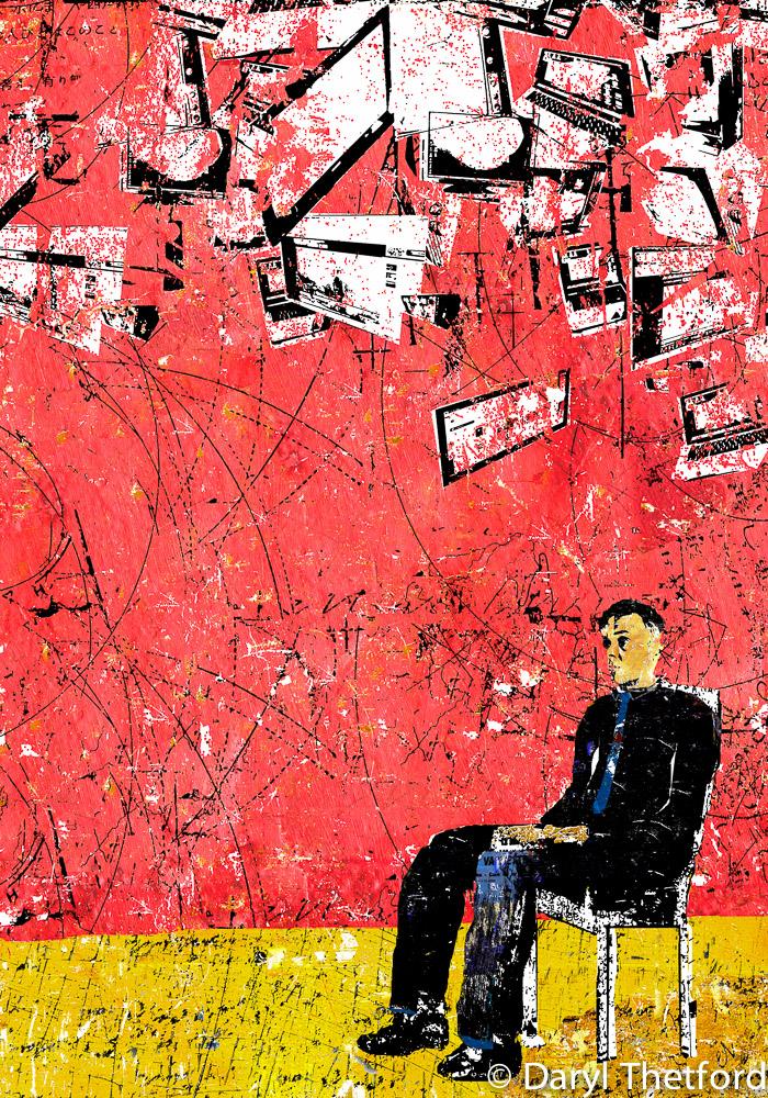 Man and Media II