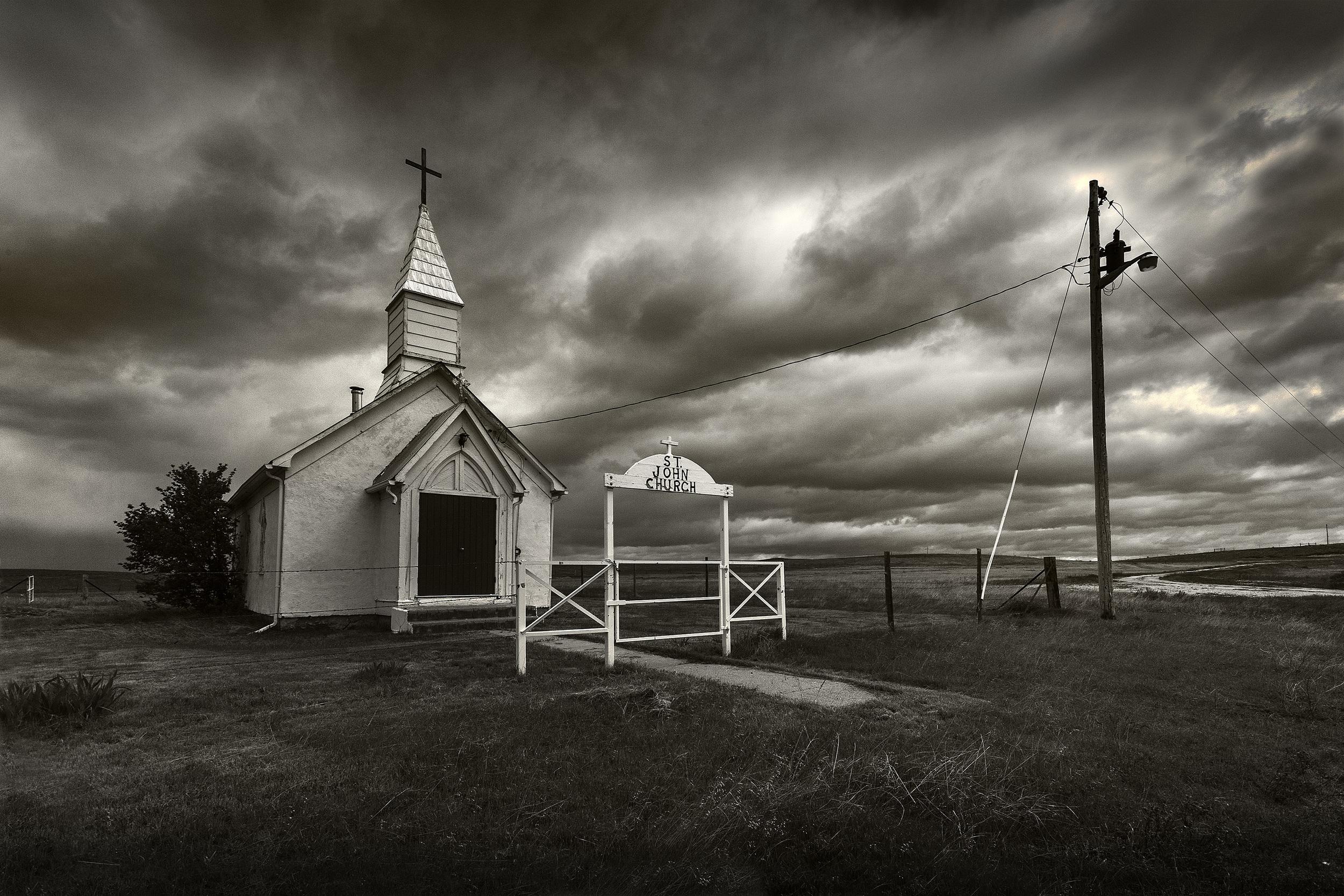 St. John's on the Reservation