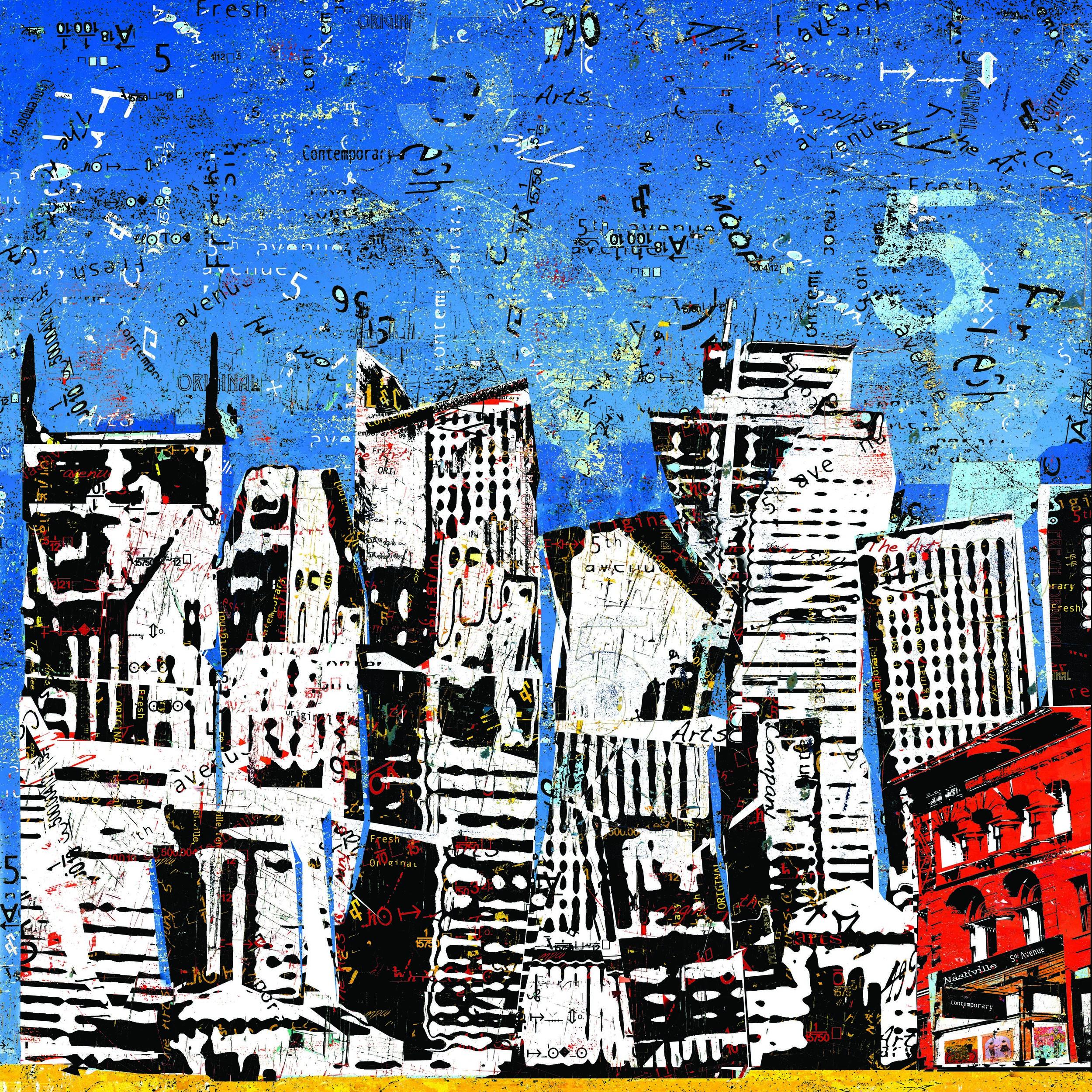 New Nashville Skyline 2015