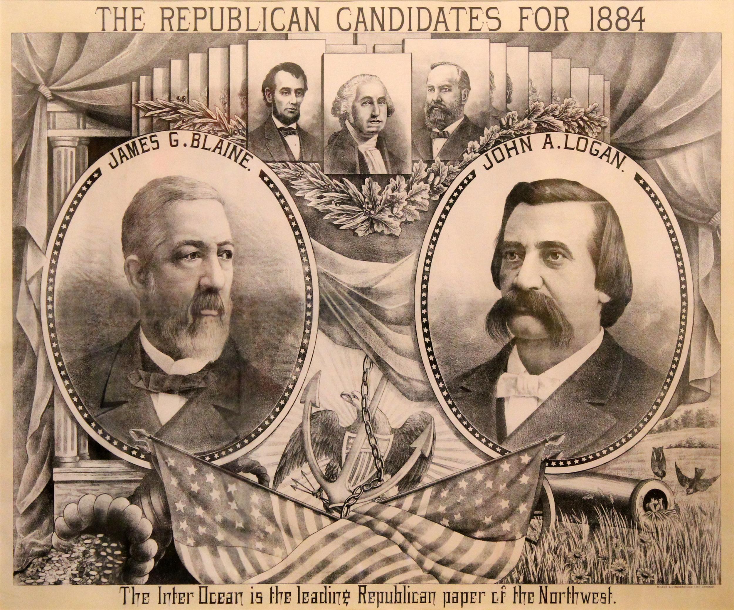 Blaine and Logan, Republican Candidates 1884, HIGH RES.jpg