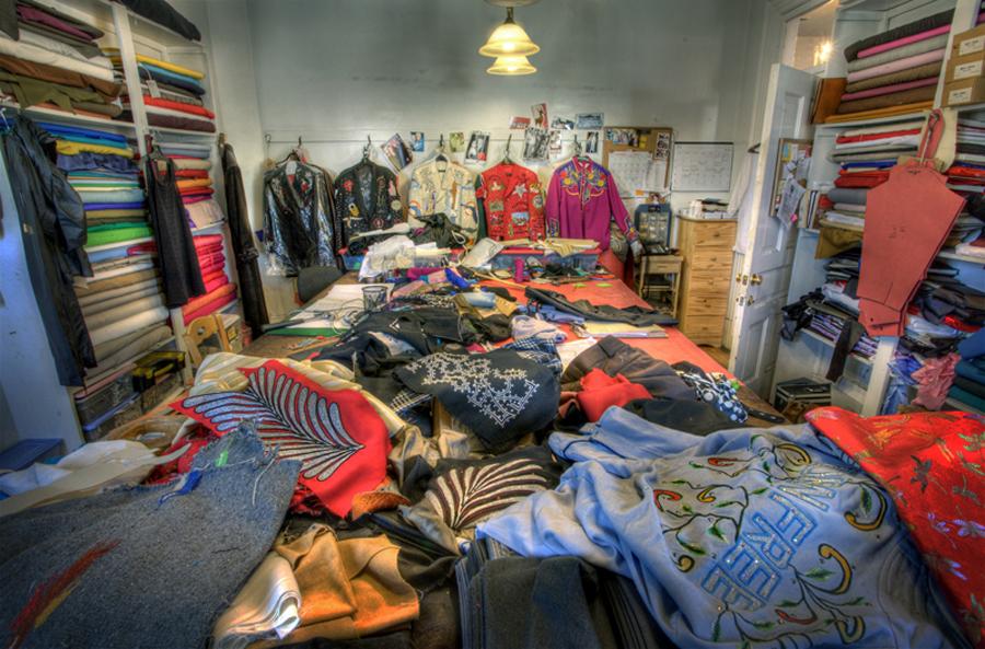Manuel Sewing Room