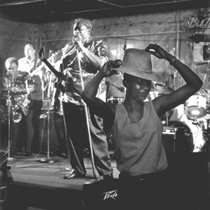 B.B. King at Club Ebony
