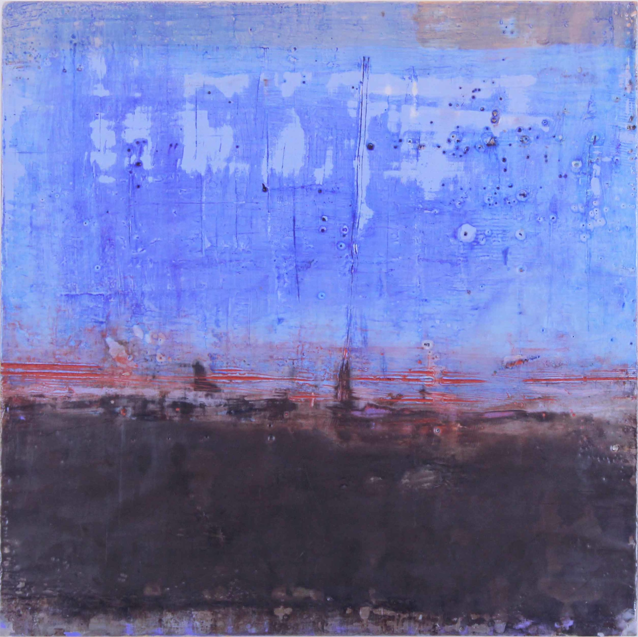 Abstract Landscape Sketch II