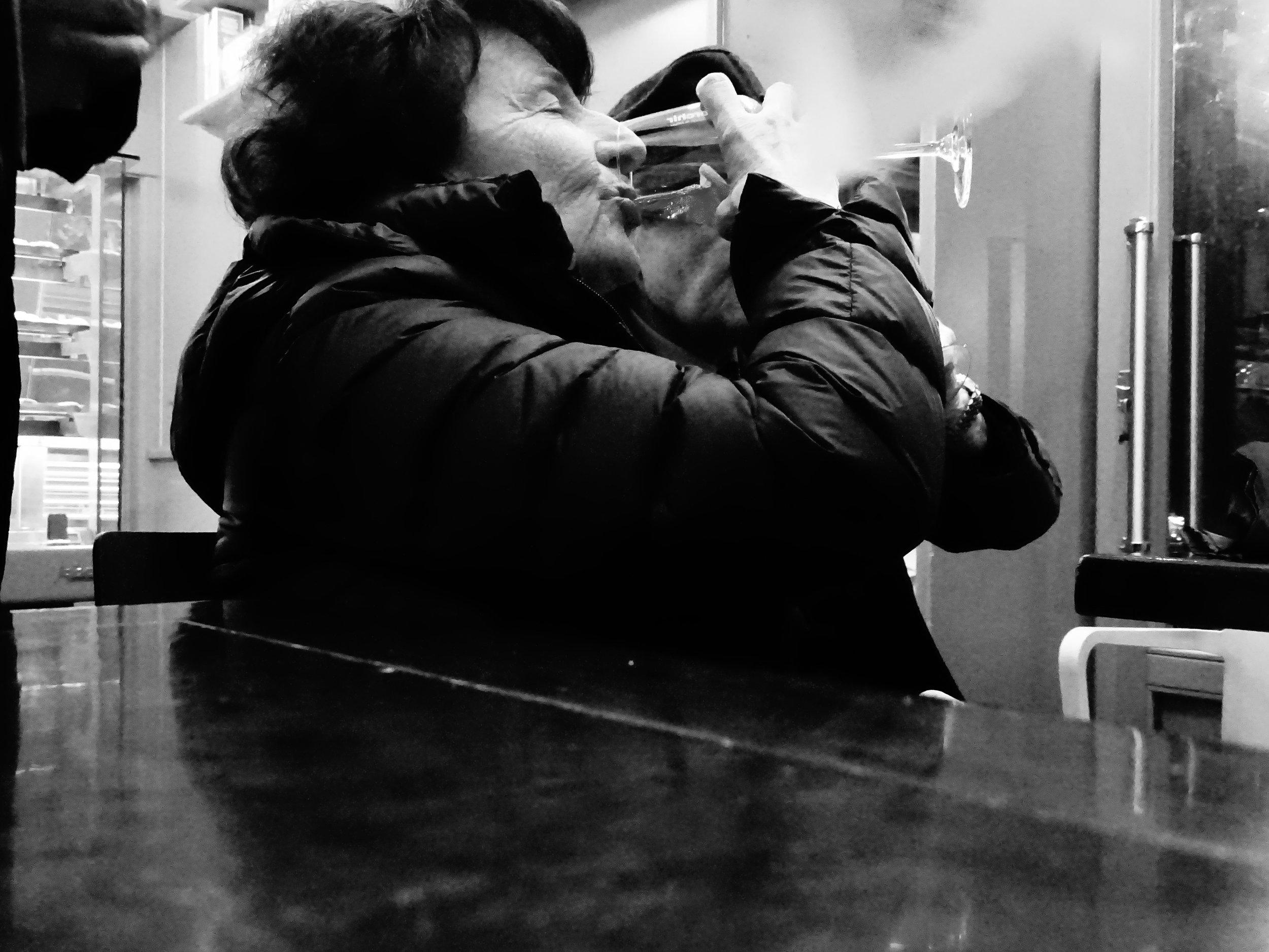 Life in the Gran Bar, Sesto Fiorentino 2018