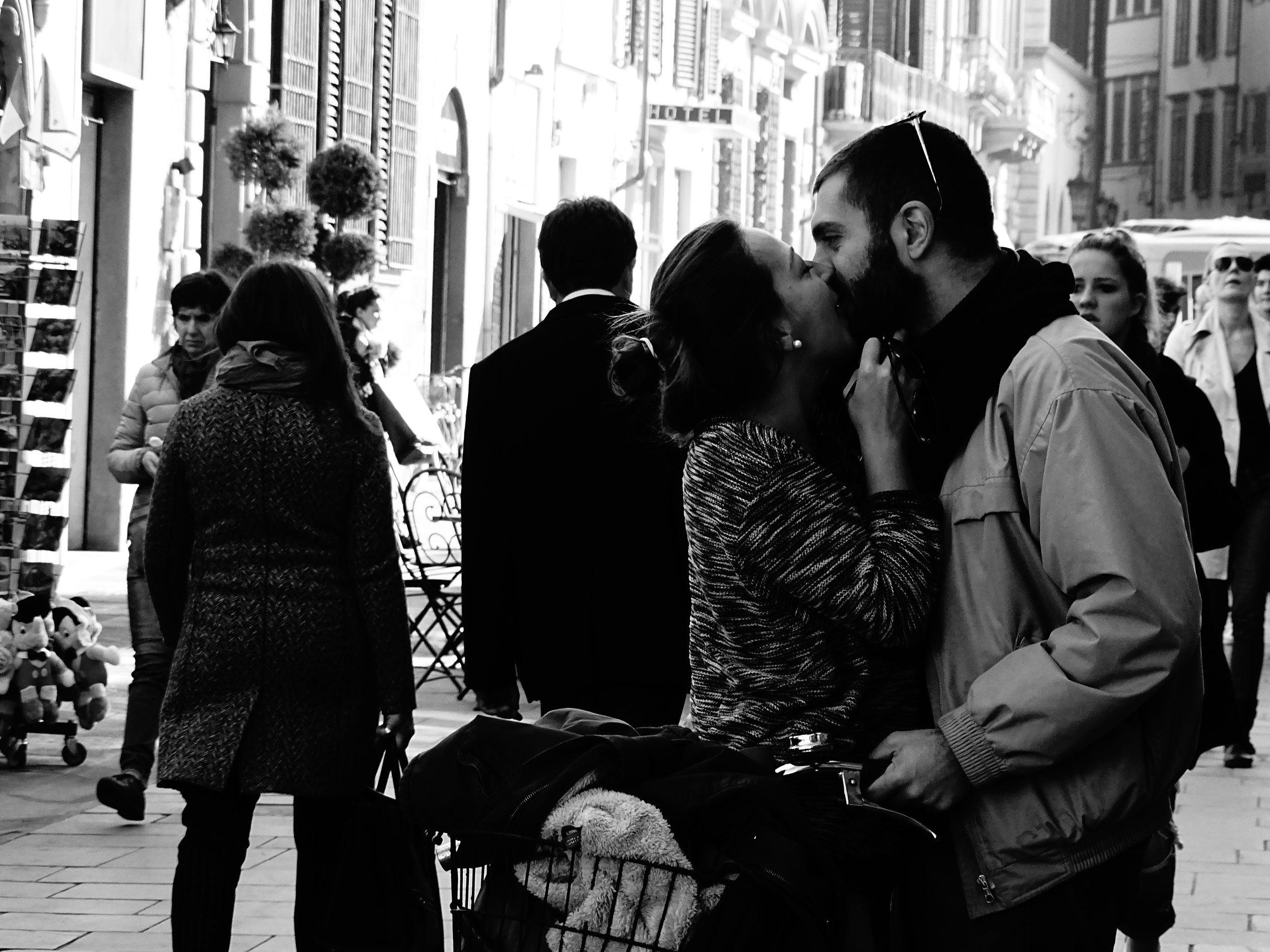 Lovers, Florence 2015