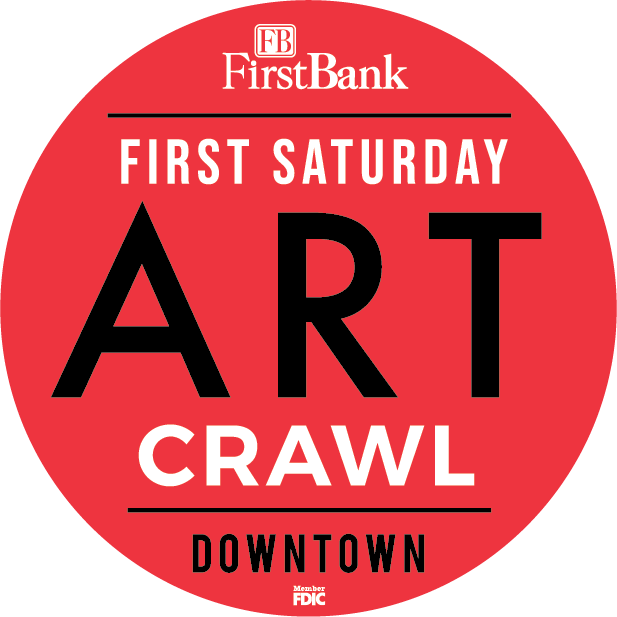 FirstBankFirst Saturday Art Crawl - Free Monthly Arts Event for All AgesEvery first Saturday of the month, 6-9 PM#SeeHowWeCrawl