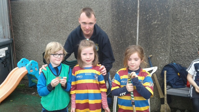 Well done to Players of the Week Shane, Esme & Esme (and Conor who was a little too shy for a photo!)