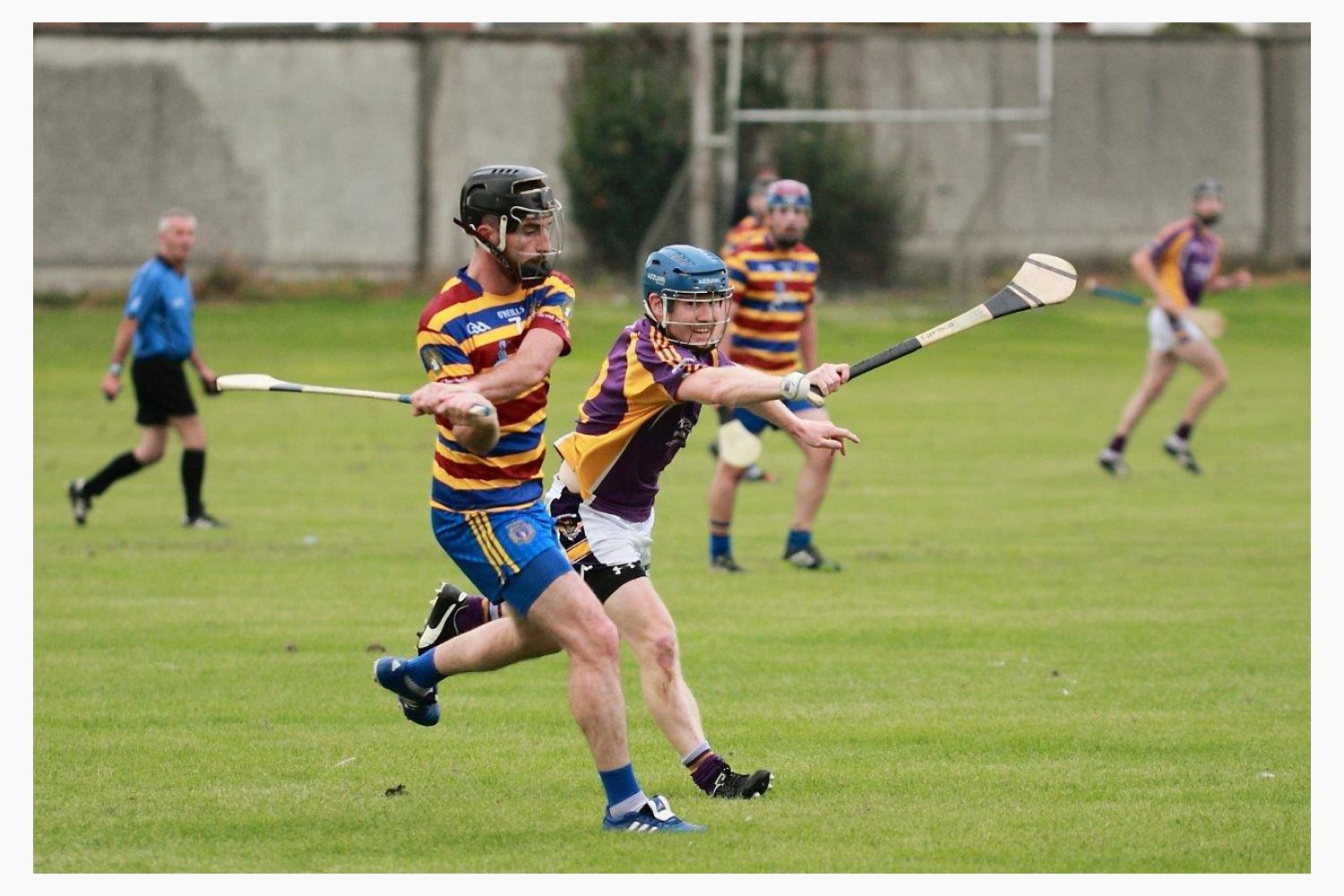 Eyes on the Prize: Senior Hurling Awaits
