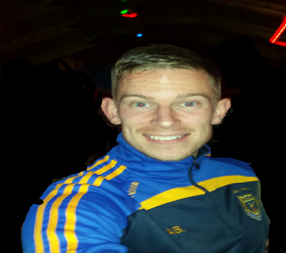 Adult footballer, hurler, former ladies coach and all round sports fanatic..                             Meet Andy Bunyan...
