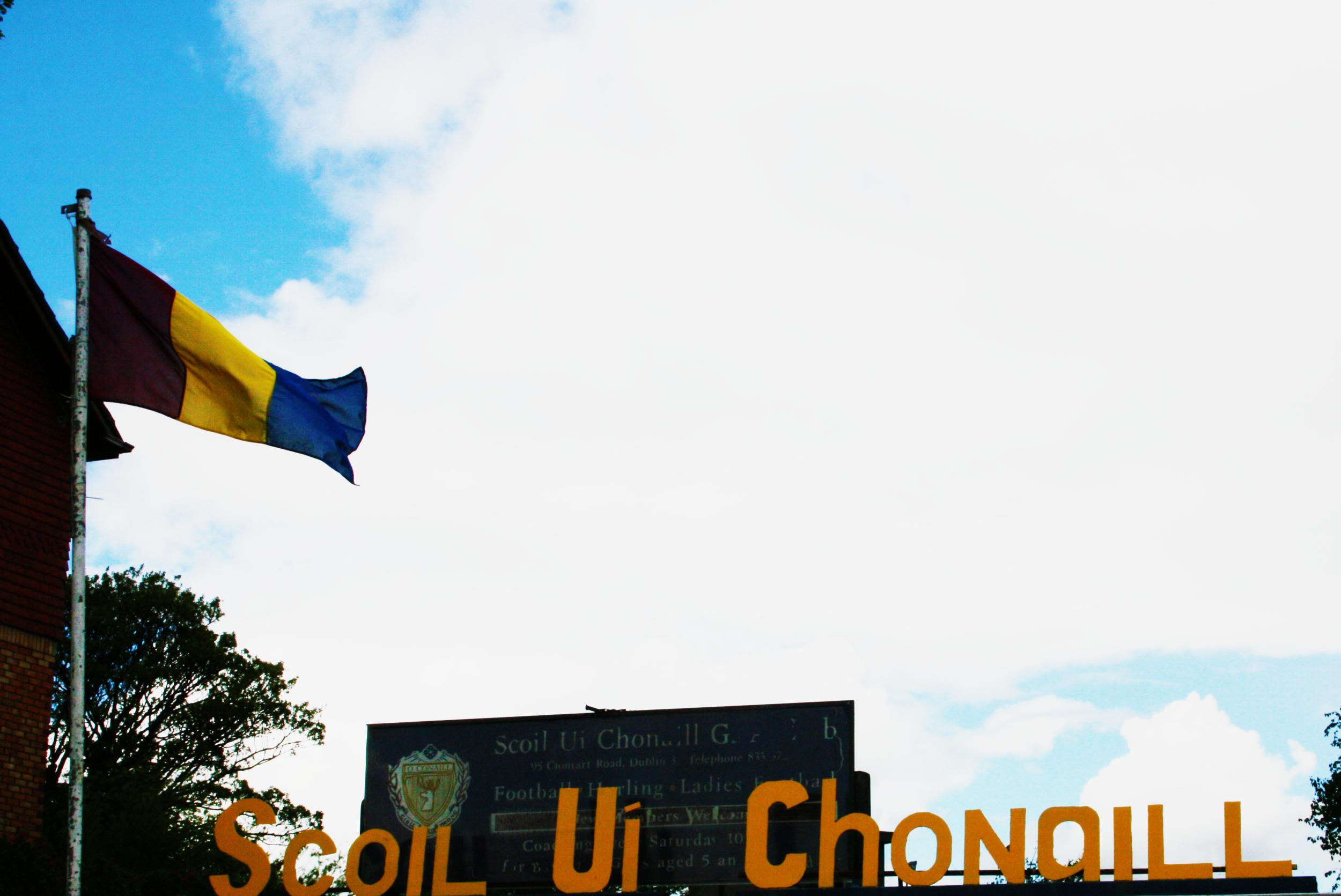 Scoil flag banner.png