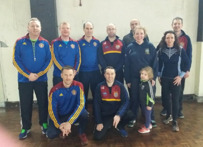 Well done to the new coaches who completed their coaching foundation course with GPO Thomas!