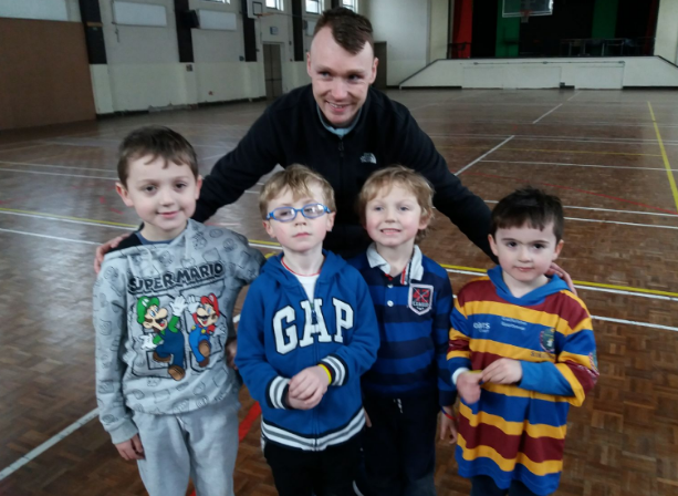 Well done to the Nursey Player's of the Week Luke, Danny, Ben and Donnacha!