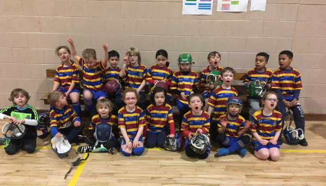 Another great week at Gormanstown for the Scoil kids!