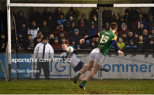Buno saves a penalty vs. Meath. Phot cred: Sam Barnes, Sportsfile.