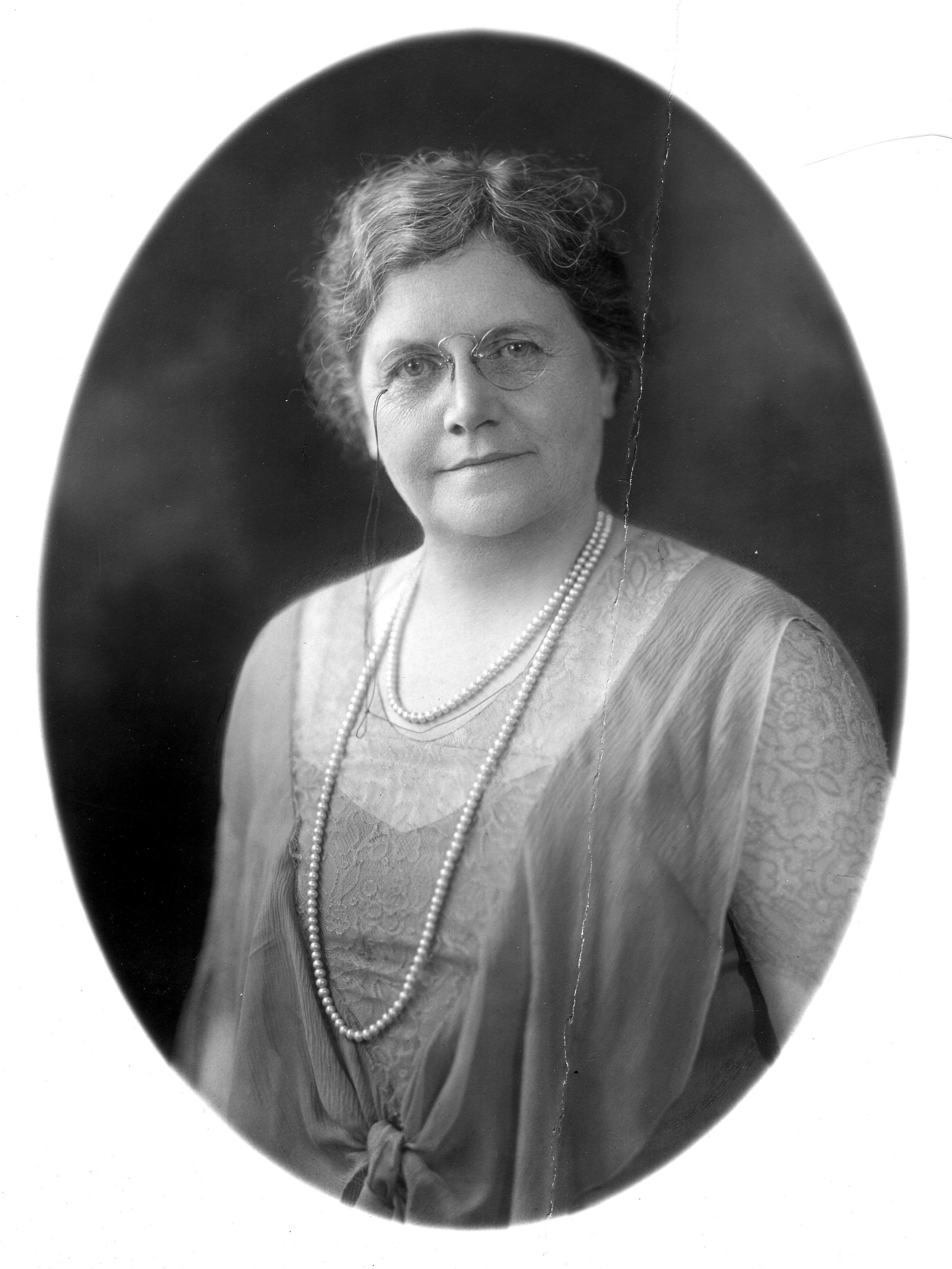 Caroline Sargent Walter