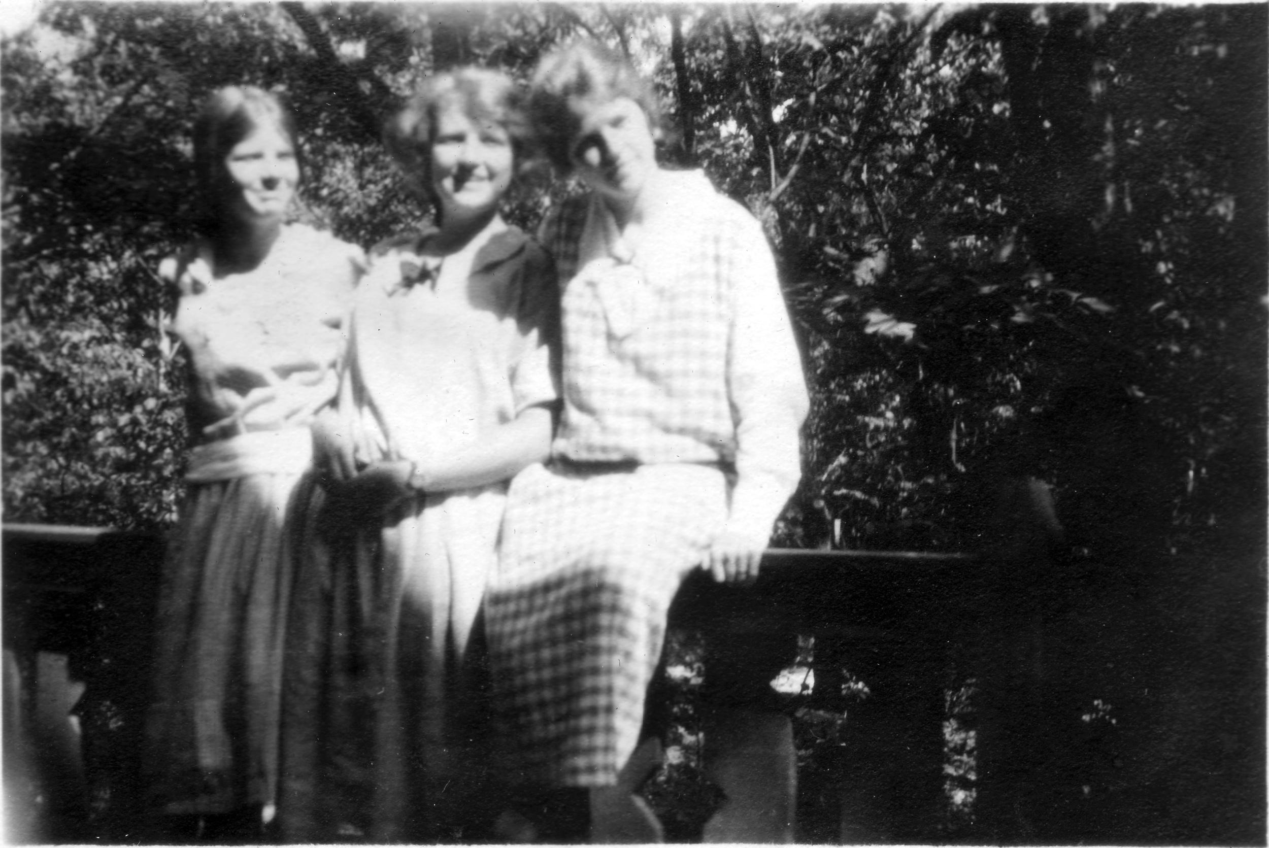 Helen, Henny, Betty
