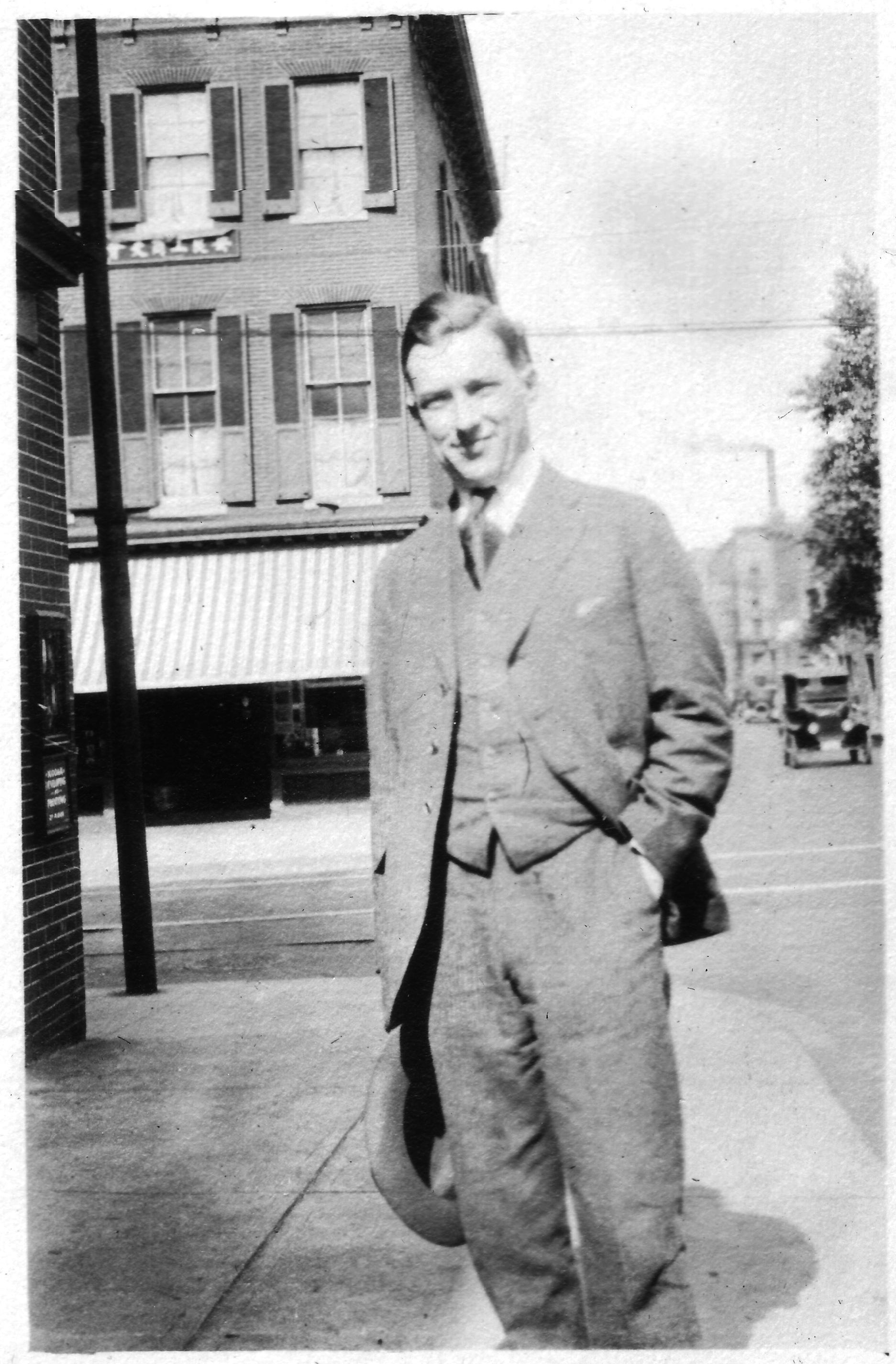 Paul, circa 1920