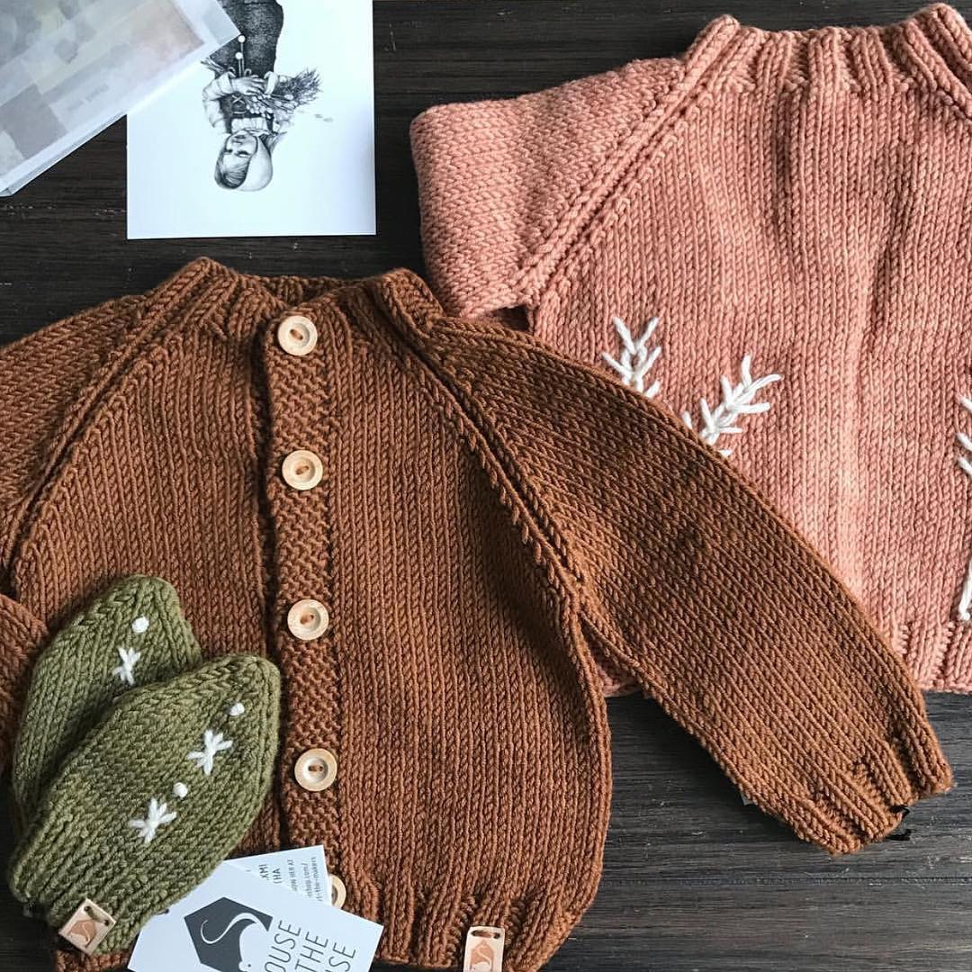 beautiful knits from MITH