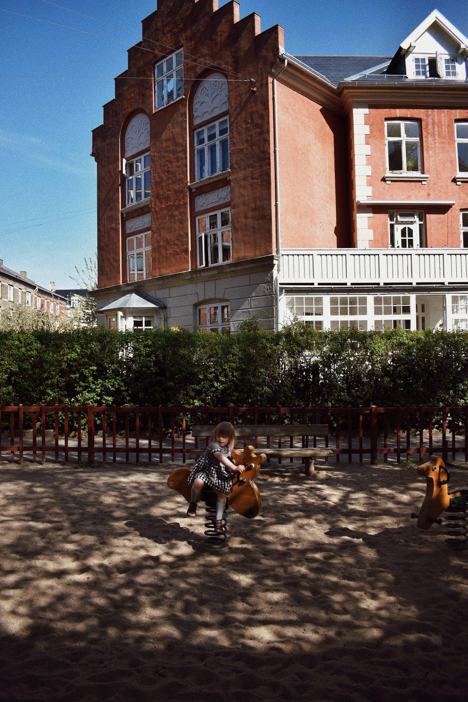 Copenhagen playgrounds!