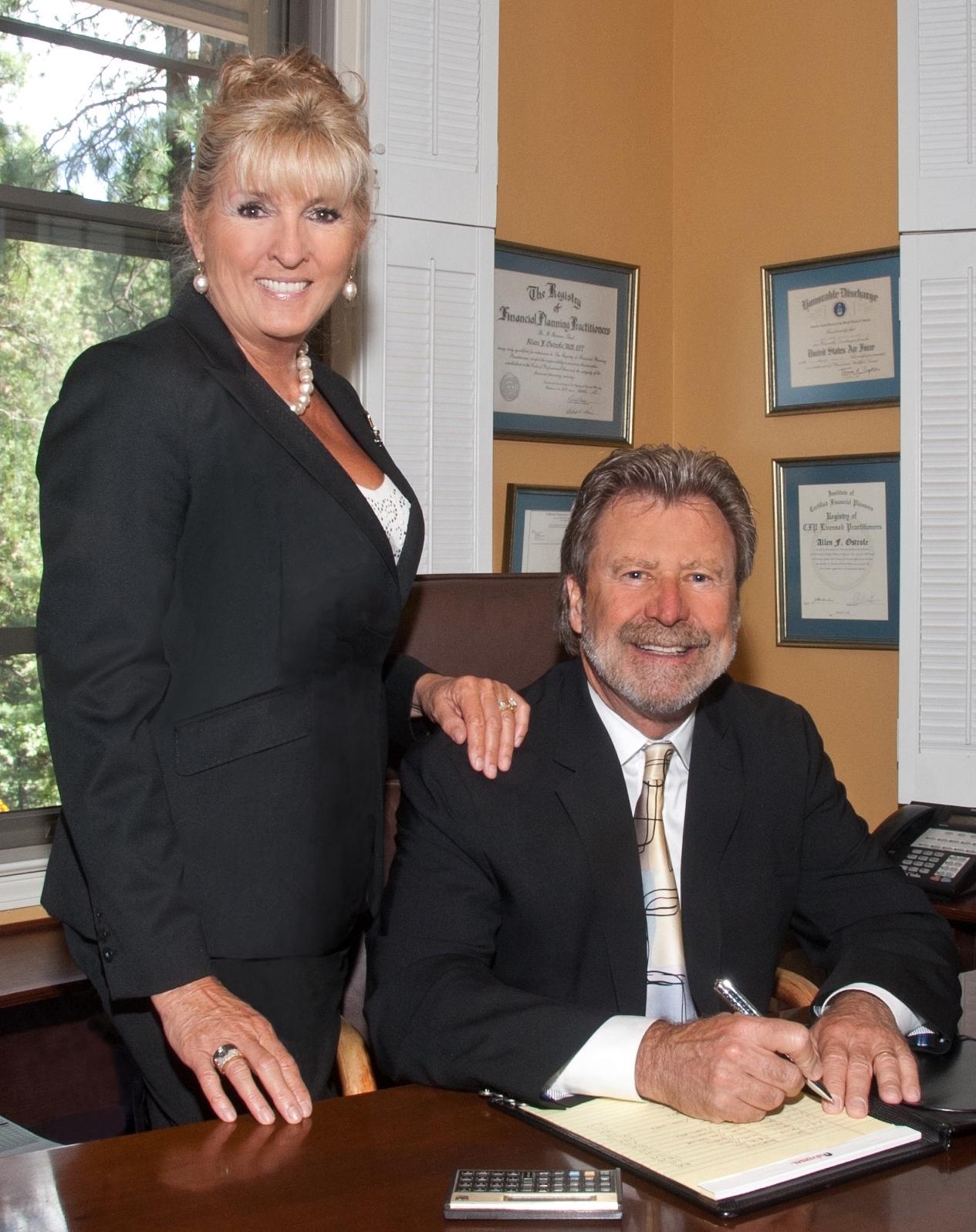 Allen and Sabine Ostrofe