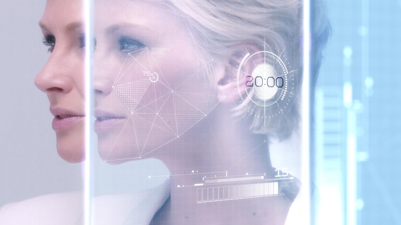 Vichy Liftactiv Supreme - UI design - MTC 2014