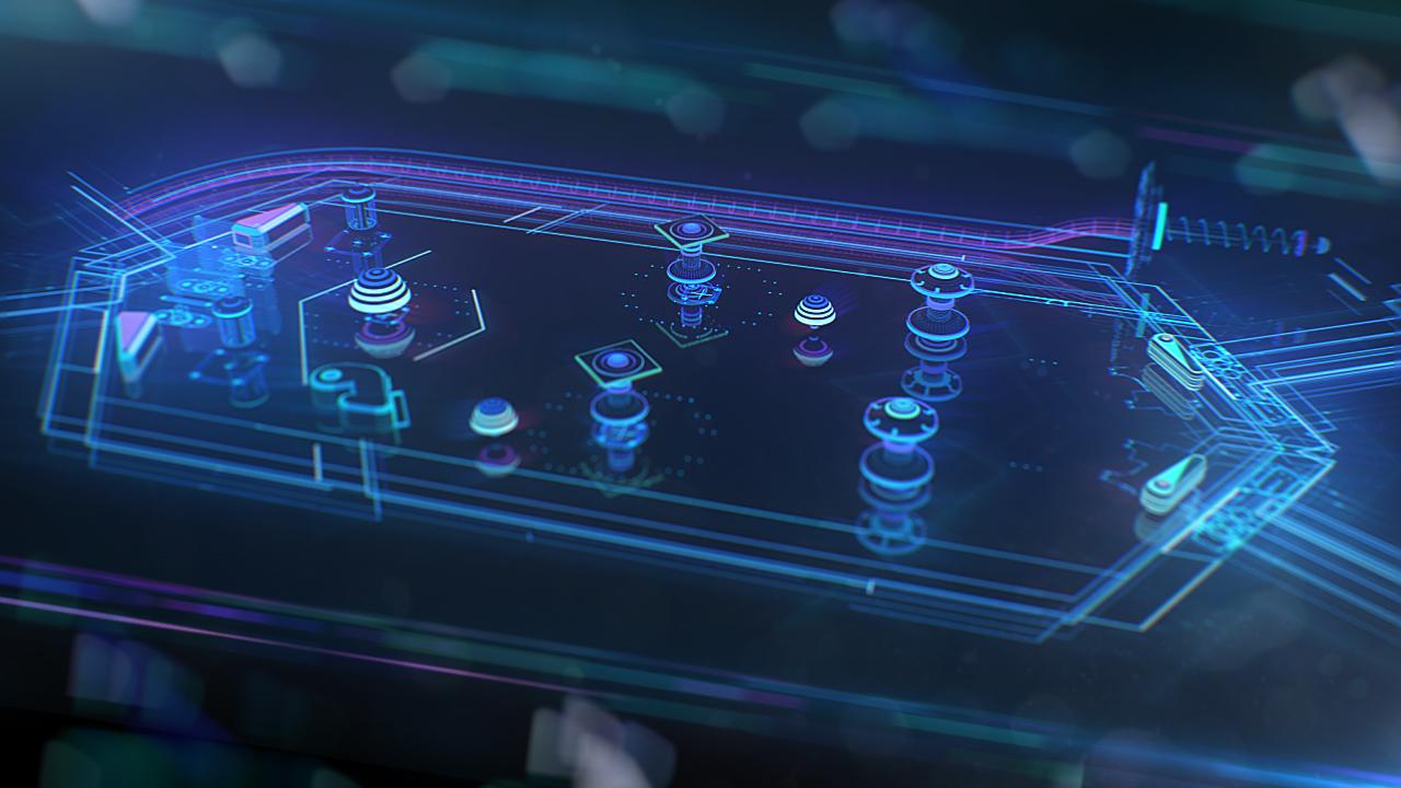 Clear - Pinball design - MTC 2014