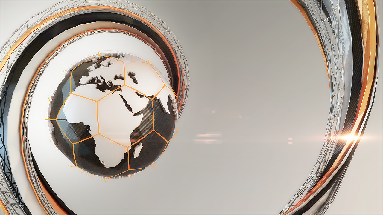 Saudi TV news design - Sport - MTC 2013