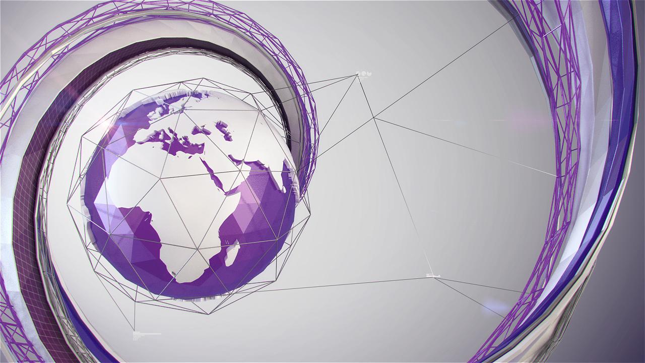 Saudi TV news design - Economic - MTC 2013