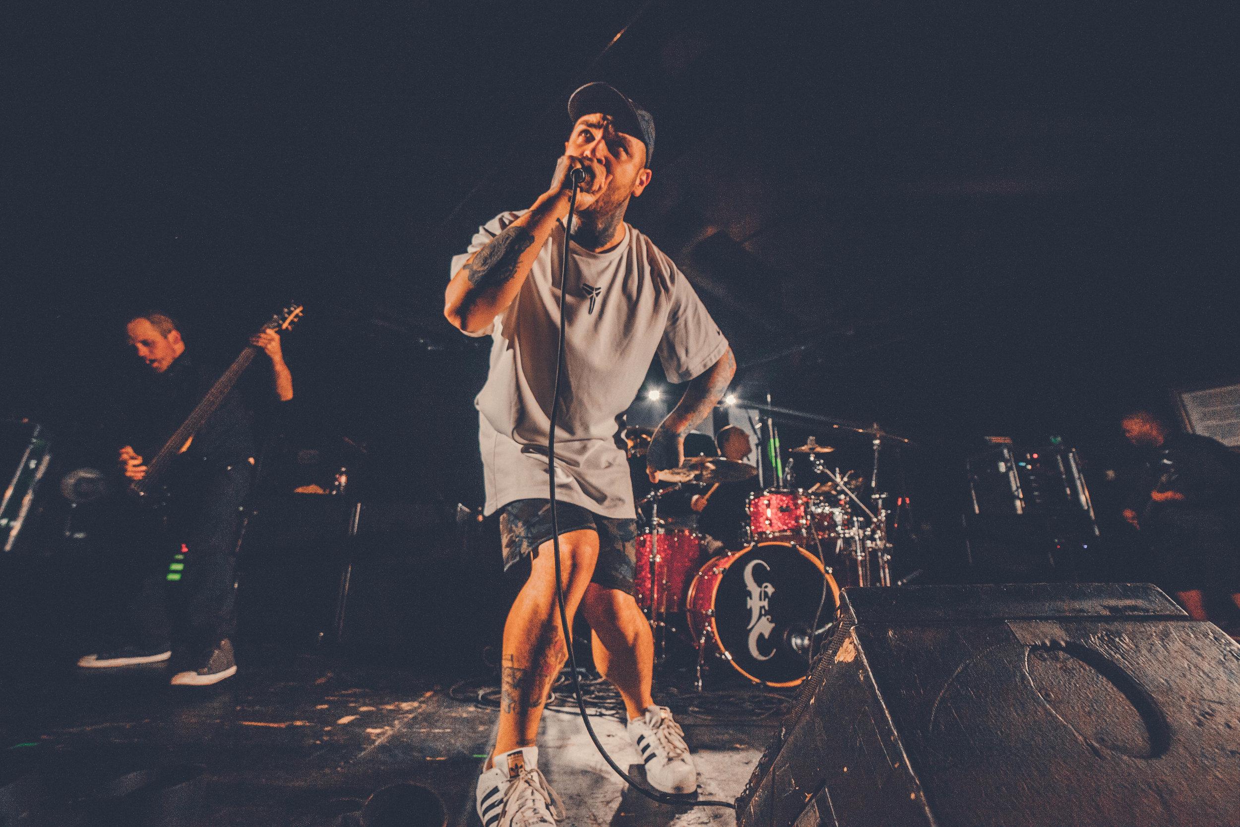 Emmure @ Attila's Chaos Tour