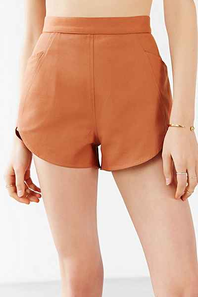 Samantha Pleet Petal Shorts