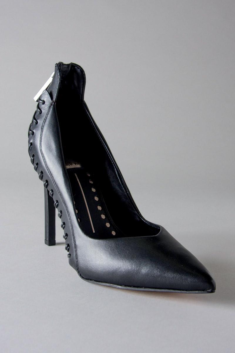 dolce vita kaiko leather pump