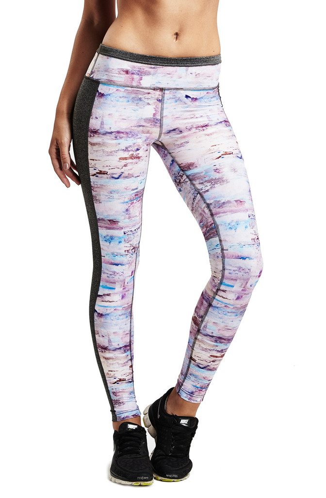Nimble activewear pastel running tights