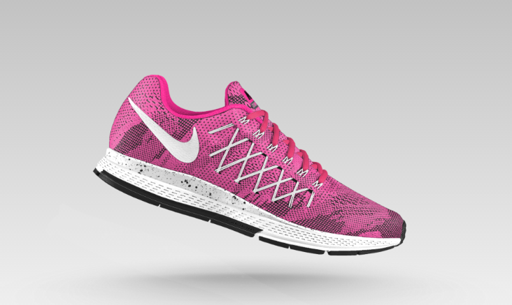 nike air zoom run id pegasus 32