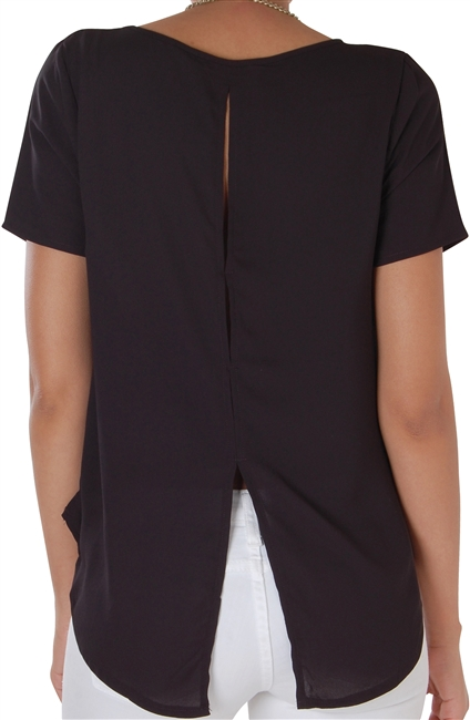 black tulip blouse humble chic