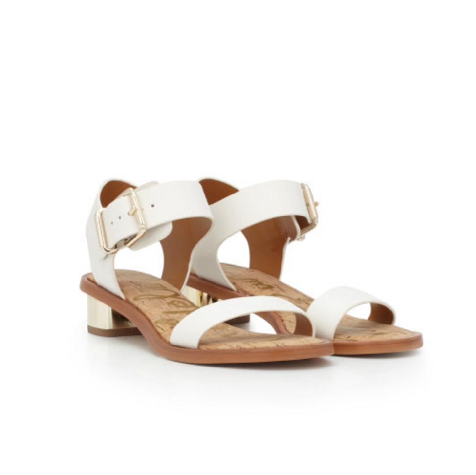 sam edelman trixie sandal white