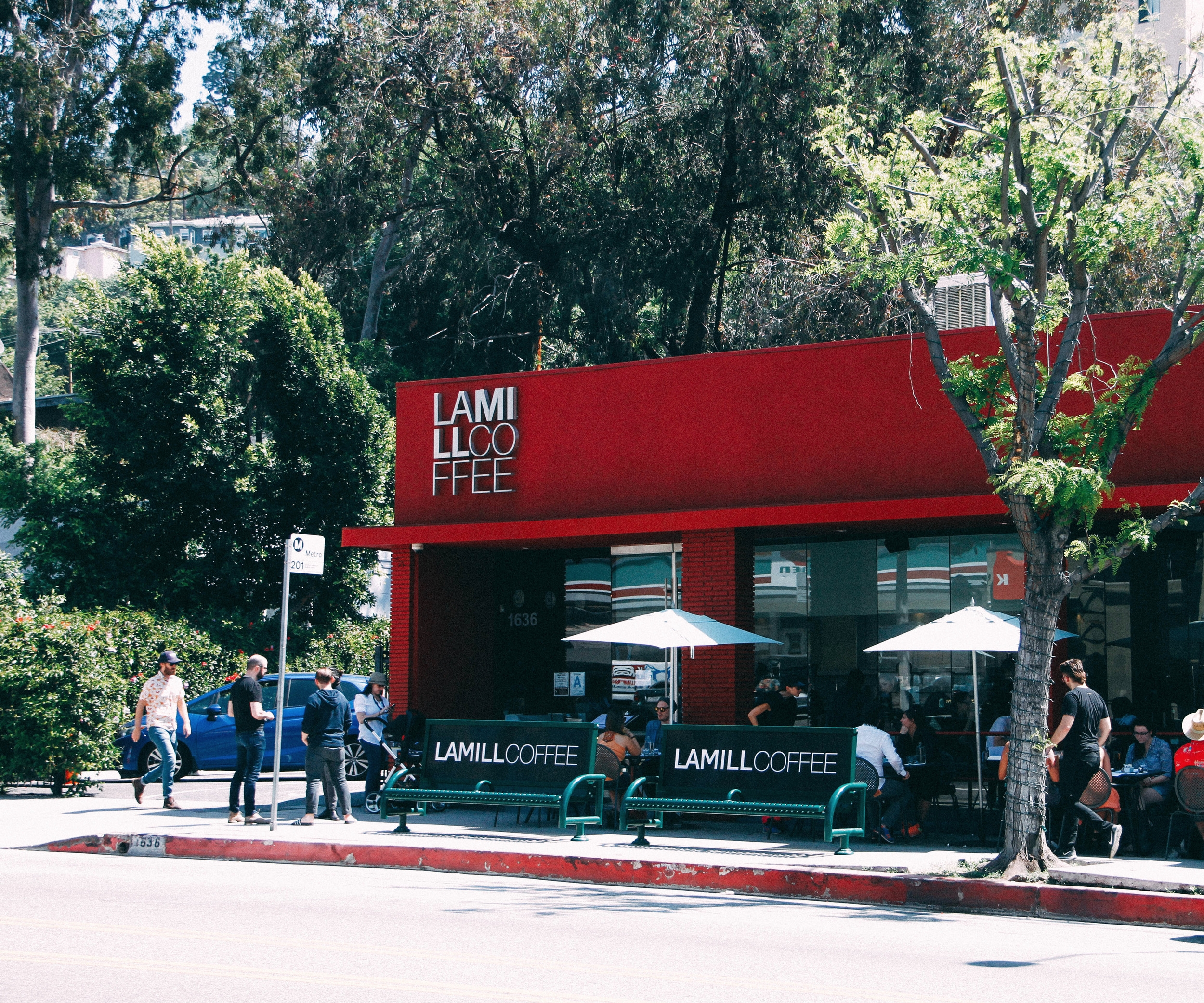 La Mill coffee Silverlake The Style Sauce