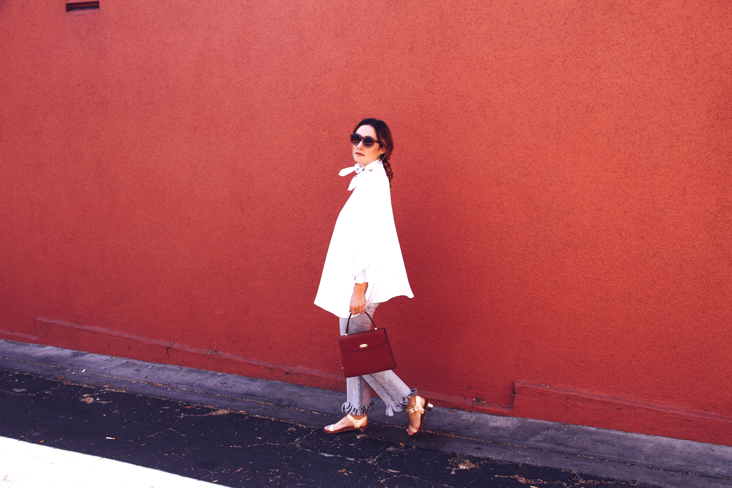 ootd street style fashion blog The Style Sauce I Love LA Silverlake