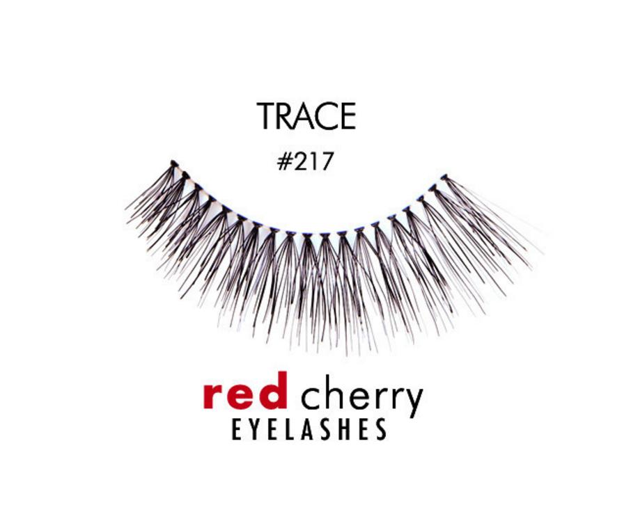Red cherry real eyelashes