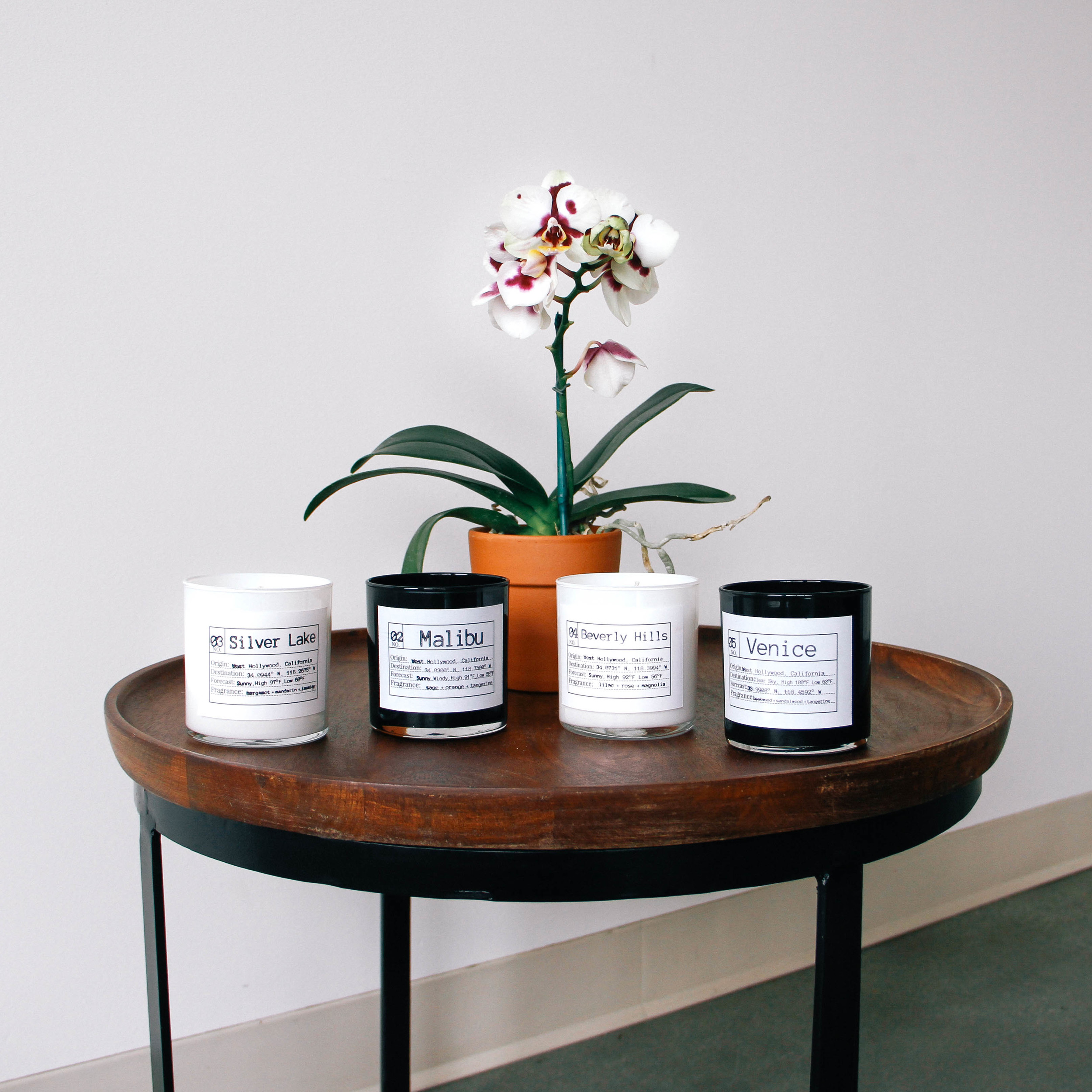 Flores Lane Candles via The Style Sauce fashion blog