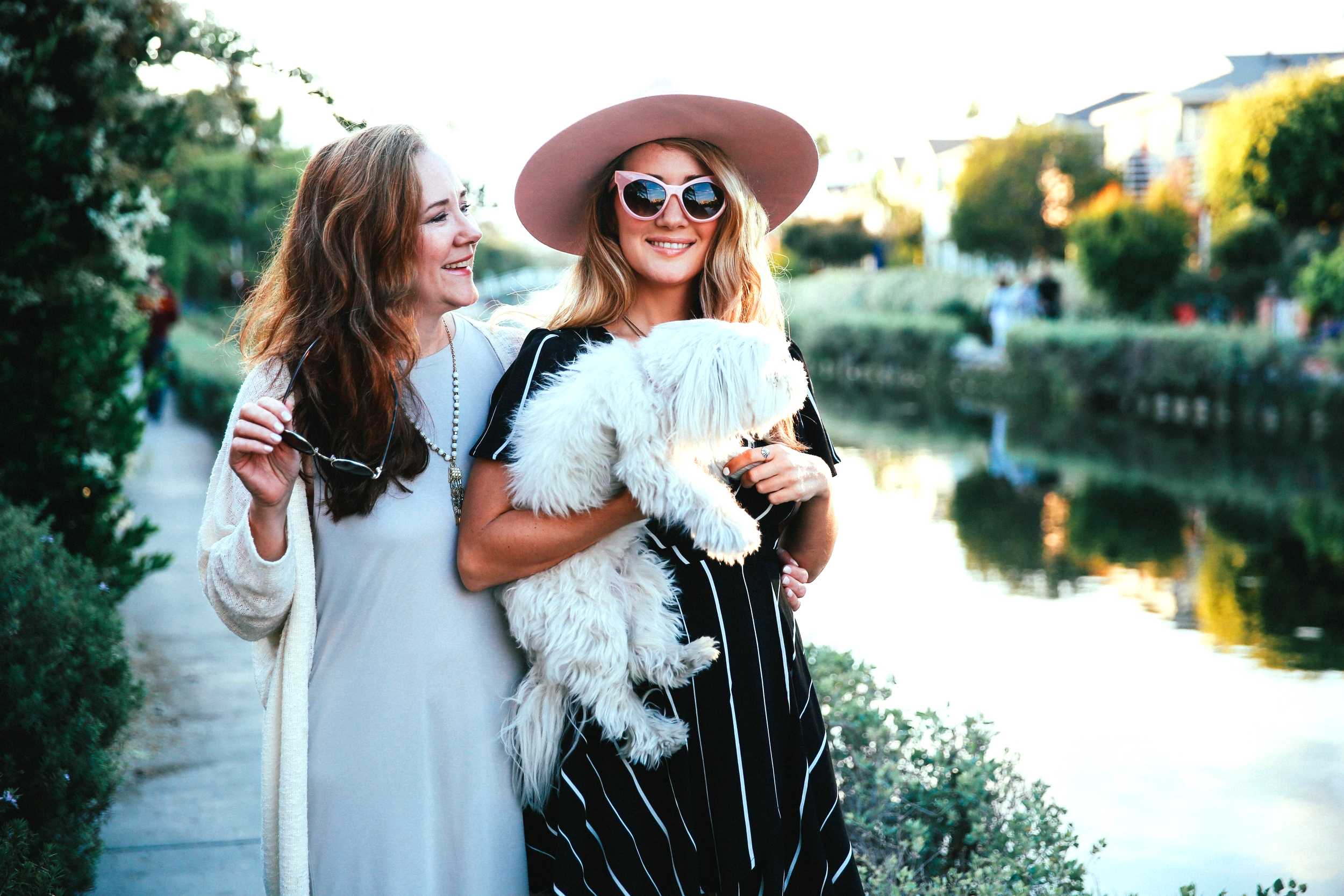 Mother's Day The Style Sauce Fashion Blog on the Venice Canals