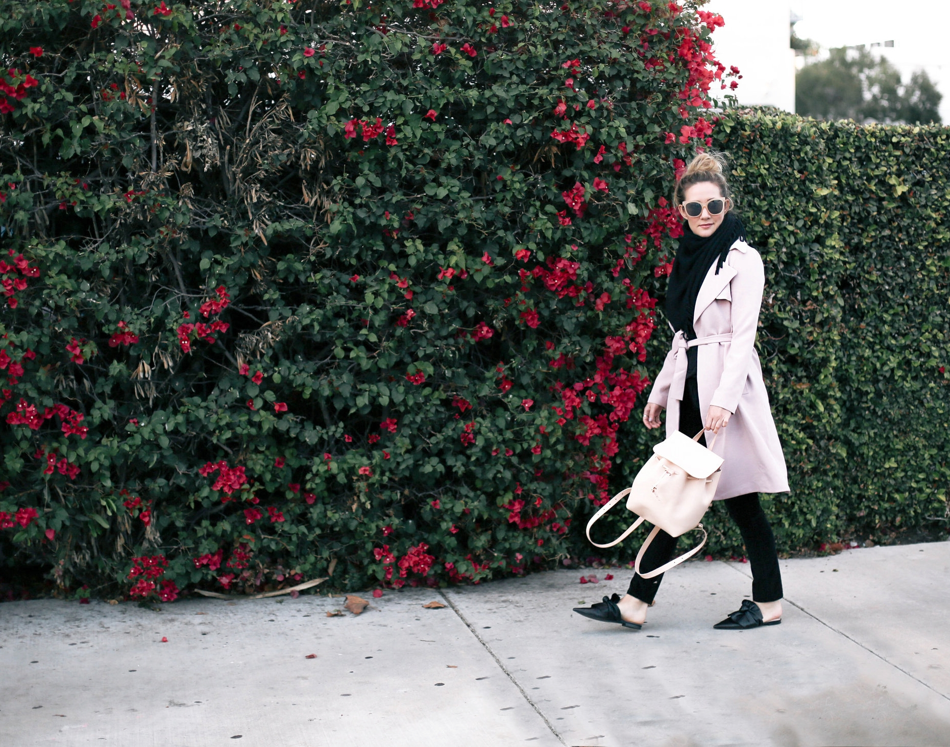 The Style Sauce Pink Winter Fashion 2016 Fashion Blog
