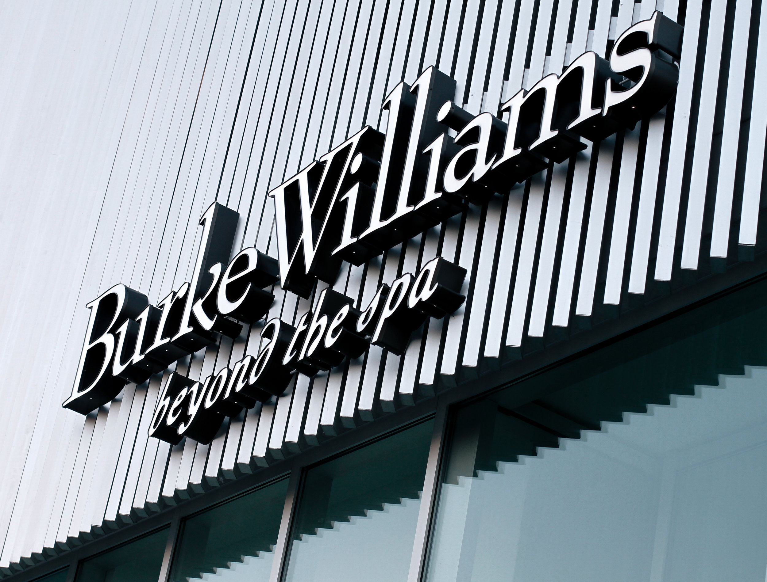 Burke Williams Spa Hollywood Sign La Brea