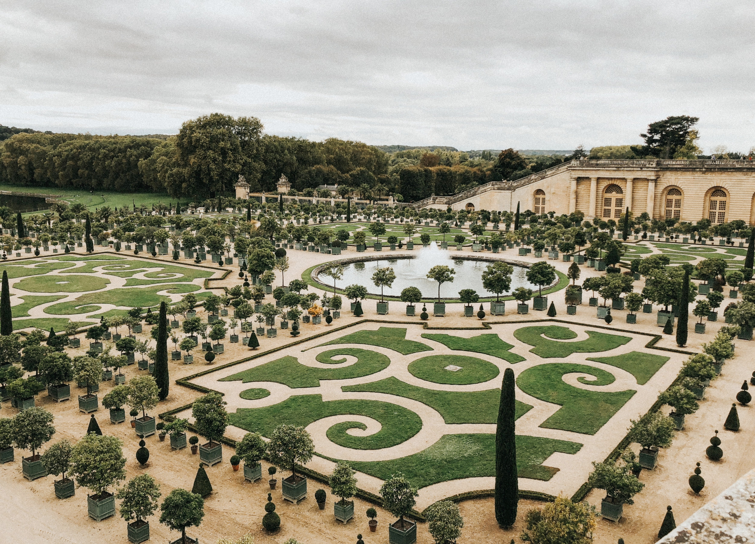 Palace of Versailles Gardens // The Style Sauce blog // Travel blog // Paris travel tips
