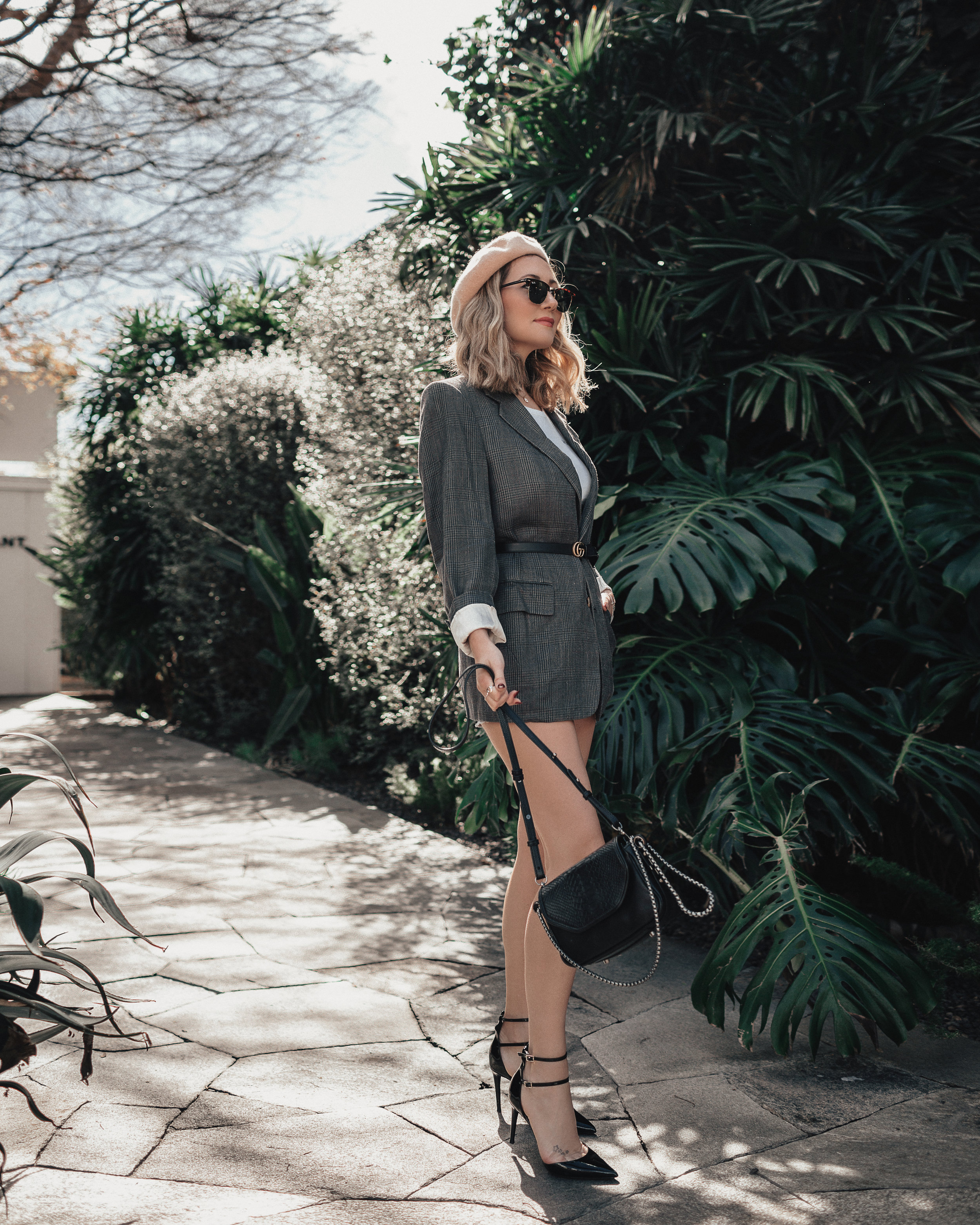 Street style // Los Angeles fashion blog // Melrose Place // women's style ideas // spring style 2018 // The Style Saucee