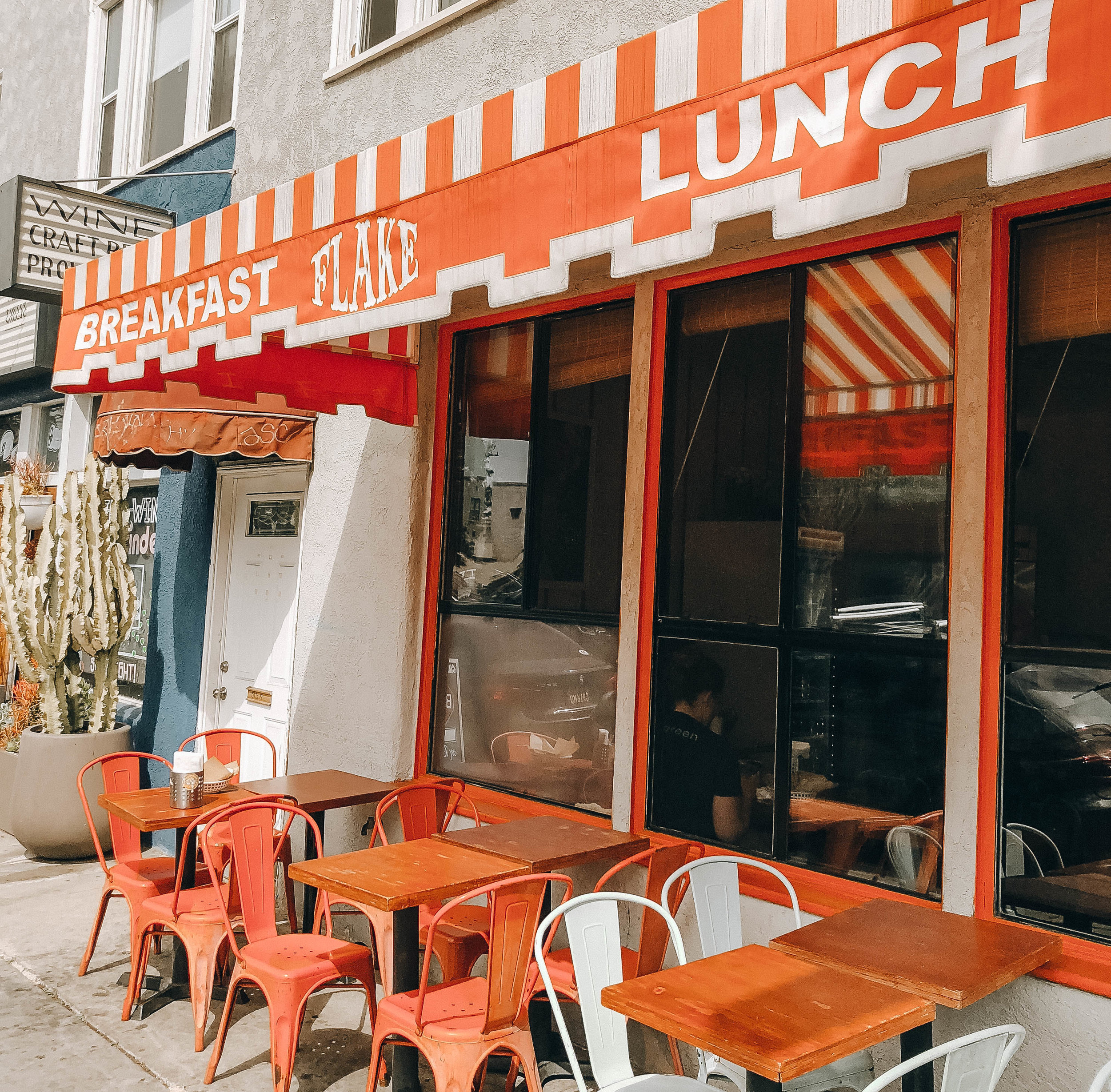 Where to get the best Breakfast: Venice,CA -